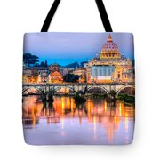 Rome - St Peter  Tote Bag