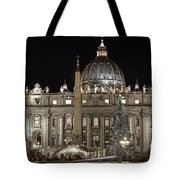 Rome Vatican Tote Bag