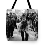 Romeiros Pilgrims Tote Bag