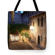 Romeo And Juliet 2 Tote Bag