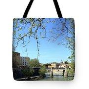 Rome's River Tote Bag
