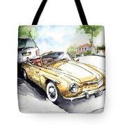 Rometsch-volkswagen Sports Tote Bag