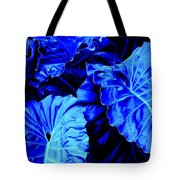 Romney Blue Tote Bag