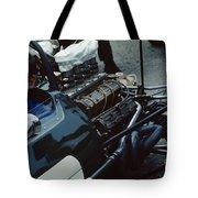Ron Dennis Tote Bag