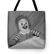Ronald Mcdonald Tote Bag
