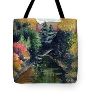 Ronceverte, Wv Tote Bag