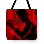 Ronda Jean Rousey Mma Tote Bag