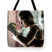 Ronda Rousey Mma Tote Bag