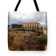 Ronda Spain- The Puente Nuevo Tote Bag