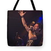 Ronnie Romero 10 Tote Bag