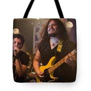 Ronnie Romero 12 Tote Bag