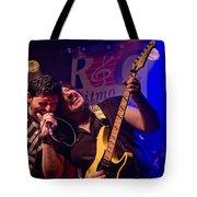Ronnie Romero 3 Tote Bag