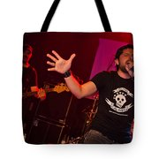 Ronnie Romero 47 Tote Bag