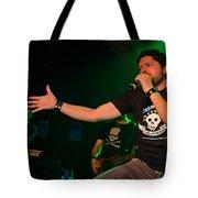 Ronnie Romero 51 Tote Bag