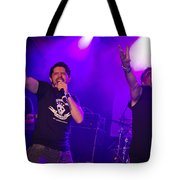 Ronnie Romero 63 Tote Bag