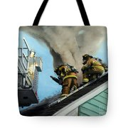 Roof Is Open Tote Bag