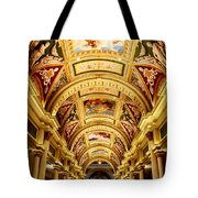 roof Paintings Tote Bag