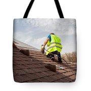 Roof Repair Morgantown Wv Tote Bag
