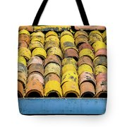 Roof Tile Tote Bag