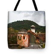 Roof Top View 3 Tote Bag