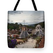 Roof Top View 6 Tote Bag