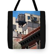Roofscape Tote Bag