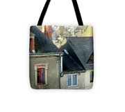 Rooftops, Chateaubriant Tote Bag