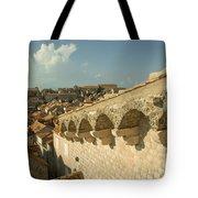 Rooftops Of Dubrovnik  Tote Bag