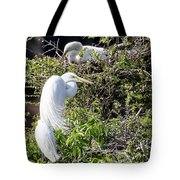 Rookery Family Tote Bag