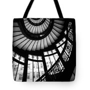 Rookery Stairwell Tote Bag