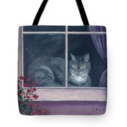Room With A View Tote Bag by Kathryn Riley Parker