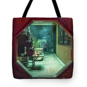 Room Within Tote Bag