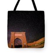 Roosevelt Arch Tote Bag