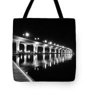 Roosevelt Bridge, Stuart Fl Tote Bag
