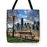 Roosevelt Island Tote Bag