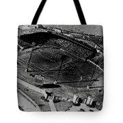 Vintage - Roosevelt Stadium Tote Bag