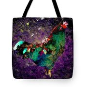 Rooster - Cockrell - Chicken Tote Bag