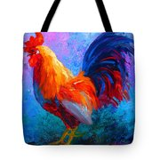 Rooster Bob Tote Bag