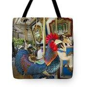 Rooster Coop Kids Ride Tote Bag