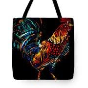 rooster  Gallo Giro Tote Bag