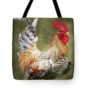 Rooster Jr. Strut Tote Bag