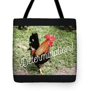 Rooster Living Tote Bag
