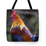 Rooster Rooster Tote Bag