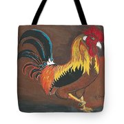 Rooster#1 Tote Bag