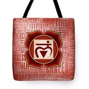 Root Chakra - Awareness Tote Bag