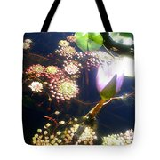 Root Of Beauty Tote Bag