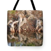 Rooted Reflections Tote Bag