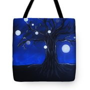 Roots And Branches Tote Bag