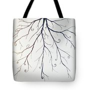 Roots Of A Tree Tote Bag