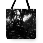 Roots Of Life Tote Bag